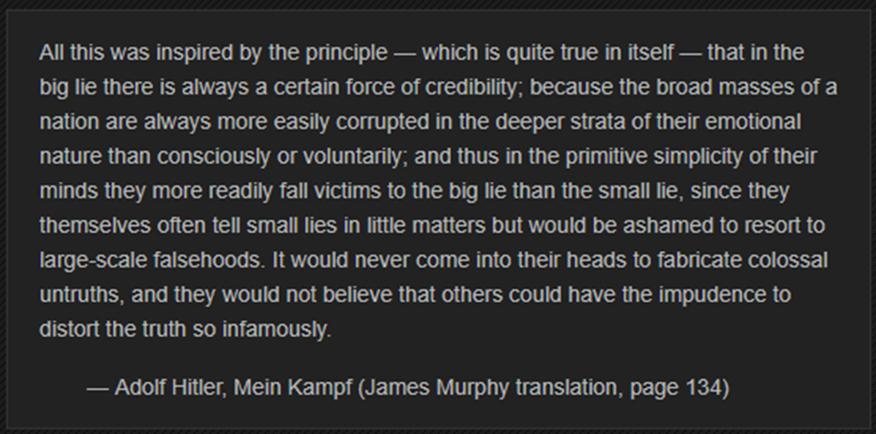 Propaganda Principles - 3