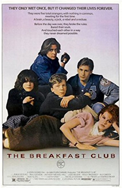 The Breakfast Club poster - 2