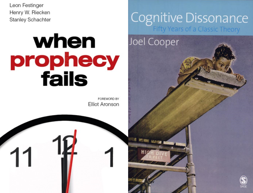 When Prophecy Fails - Cognitive Dissonance (combined)